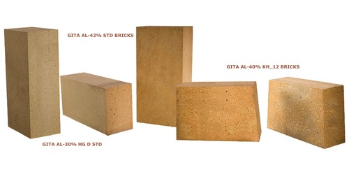 Industrial Refractory Magnesite Bricks
