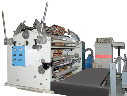 Surface Winder Slitter Machine For Cutting