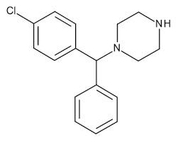 (-)-1-[-(4-Chlorophenyl) (Phenyl)Methyl]Piperazine