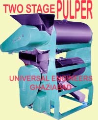 Industrial Two Stages Twin Pulper