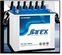 Sarex Tall Tubuler Battery With Inventive Efficiency