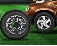 Car Tyres And Wheel Rims