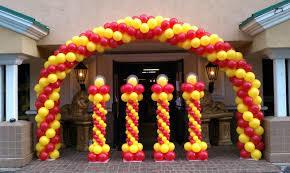 Latex Rubber Decorative Balloons