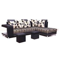 Luxury Circular Sofa Set