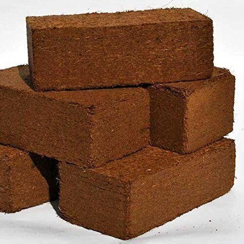 Abrasion Resistance Coir Bricks