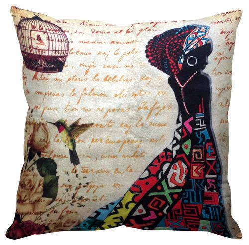 Designer Printed Cushion Cover