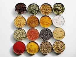 Fresh Indian Cooking Spices