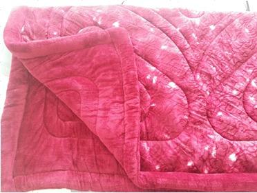 Premium Quilted Fiber Blanket