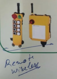 Push Button Electronic Remote Control