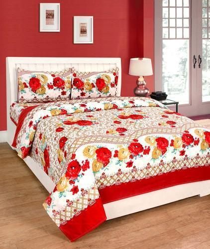 Stylo Double Bed Sheet Set
