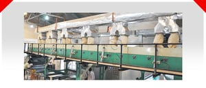 D.G. Lacquer Coating Machine