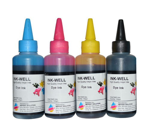 Dye Inks For Epson Bucket Printer