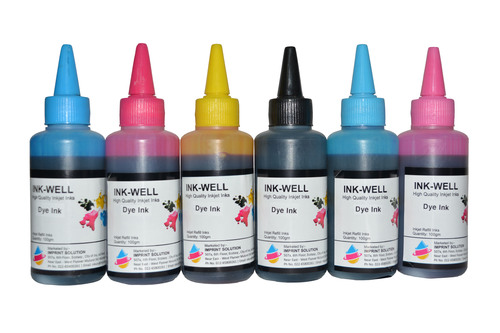 Dye Inks For Epson Plotter