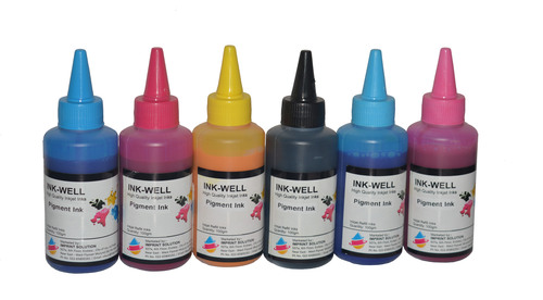 Pigment Inks For Epson Printers