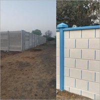 Readymade Durable Compound Wall