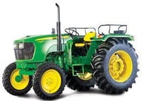Smooth Operation Agricultural Tractor
