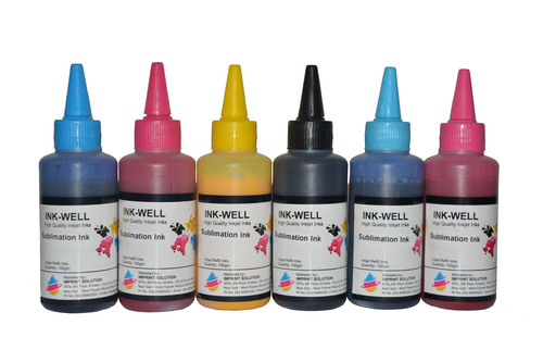 Sublimation Inks For Epson Printer L1800