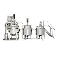 Heavy Duty Pharma Plant Machine