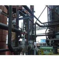 Industrial Erection Steam Pipes