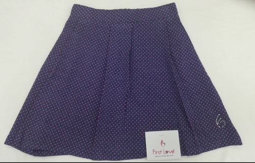 Printed Kids Casual Skirt in  Chandigarh Road