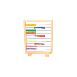 Durable Wooden Frame Abacus