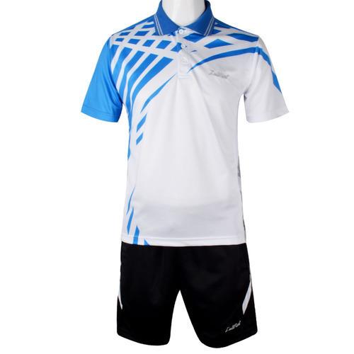 Men's Polo Badminton T-shirt