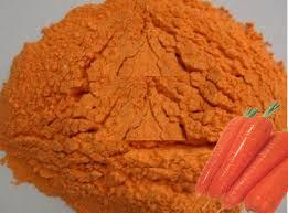 Pure Dehydrated Carrot Powder