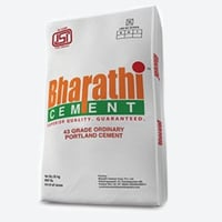 Free From Dirt Bharathi Cement
