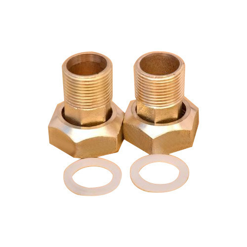 Brass Water Meter Coupling Set