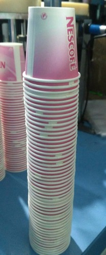 Disposable Printed 80ml Paper Cup For Tea