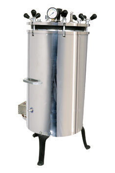 Heavy Duty Vertical Autoclave