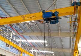 Industrial Eot Cranes For Construction