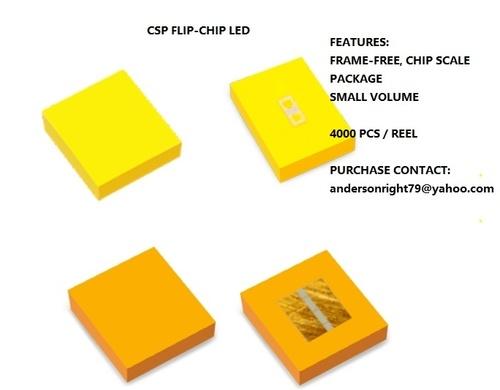Csp Flip Chip Led