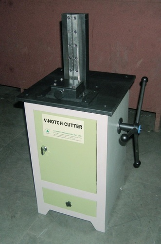 Durable V Notch Machine