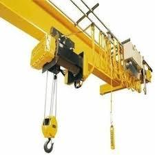 Flameproof Single Girder EOT Cranes