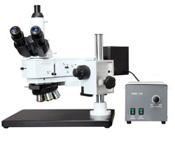 Metallurgical Microscope Trinocular Viewing Head