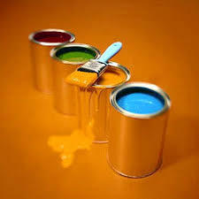 Pu Coated Colored Paints