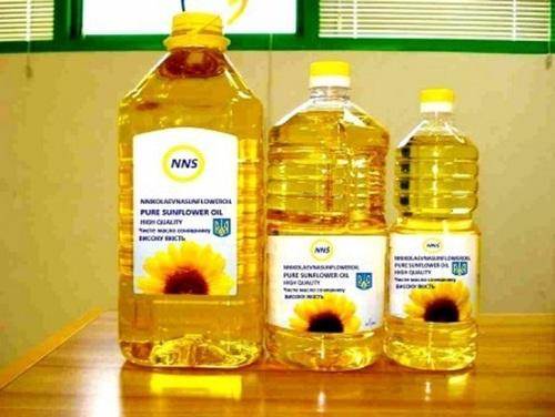 Branded Refined Sunflower Oil
