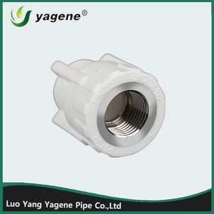 High Quality Ppr Pipe Fittings Female Thread Elbow Adapter