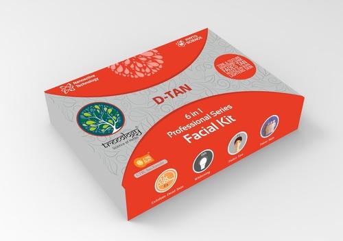 D-Tan Professional Series Facial Kit in  Kathwada
