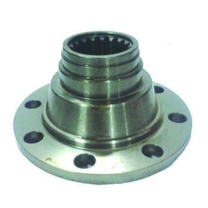 Flawlessly Finished Gearbox Coupling Flange
