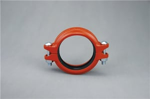 Grooved Flexible Pipe\\302\\240Coupling