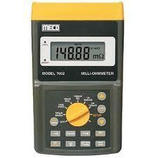 Handheld Micro Ohmmeter