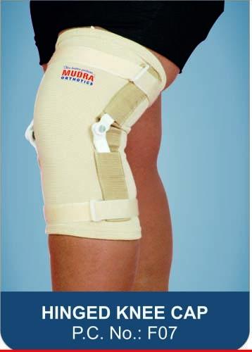 Orthopedic Hinged Knee Cap