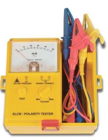 Portable Handheld Elcb Tester