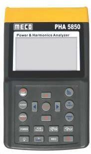 Power And Harmonics Analyzer