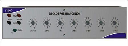 Smart Decade Resistance Box