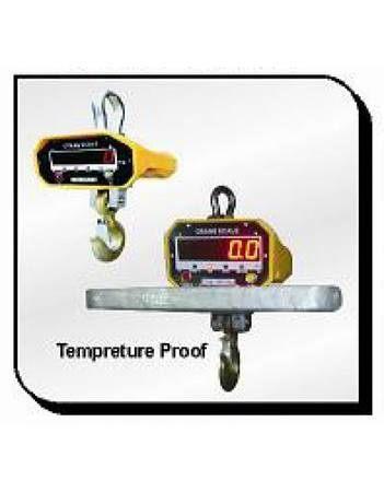 Temperature Proof Crane Scale