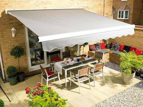 Fine Finish Folding Shades
