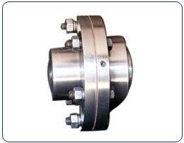 Industrial Half Gear Coupling